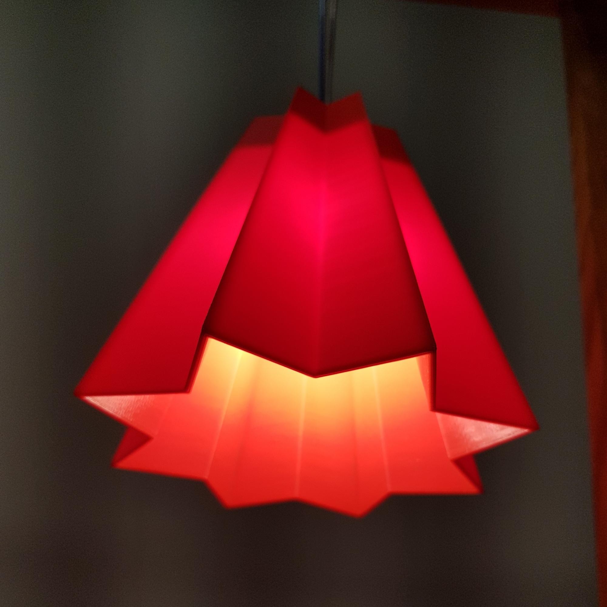 Diseño Lámpara ZLIGHT. Decoración personalizada