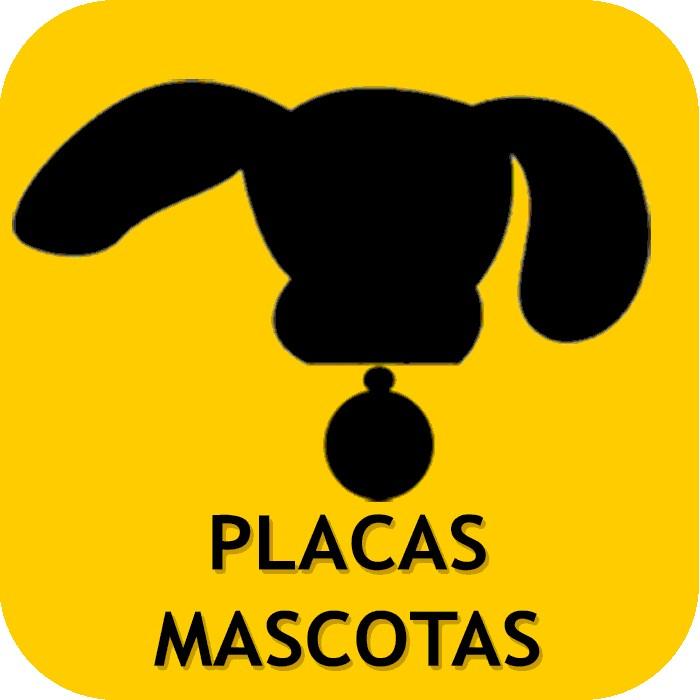 Placas mascotas