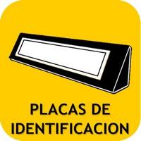 ZWORKS. Placas de identificación. Distintas formas y materiales.