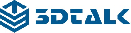 Logo 3DTALK